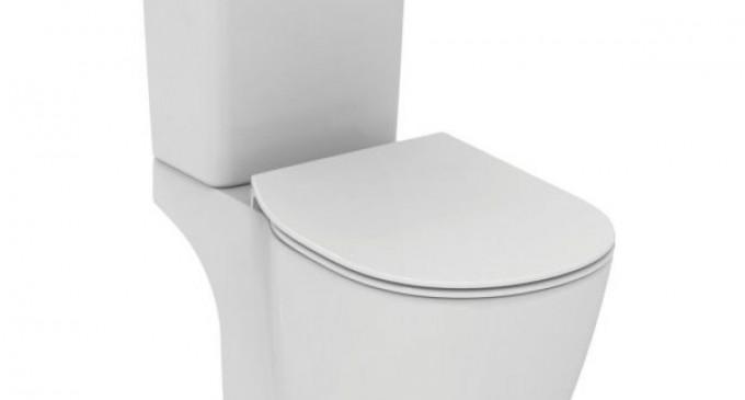Magazinul online Admina.com comercializeaza vase WC marca Ideal Standard