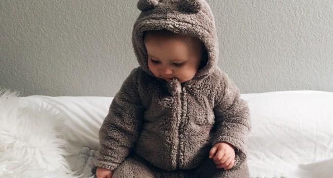 Cum sa imbraci un bebelus in functie de vreme