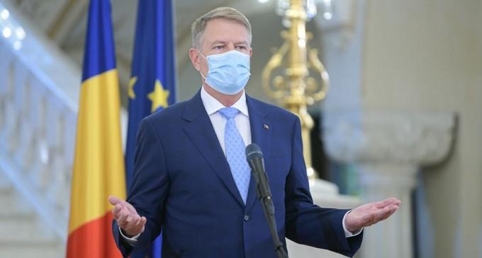 Iohannis nu da doi bani pe populatie ci alimenteaza profiturile de specula din pandemie