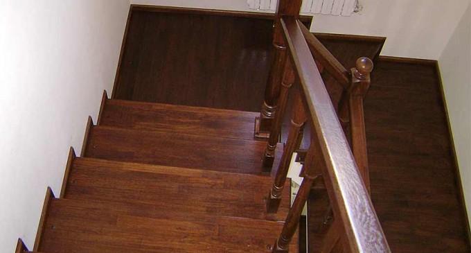 Stil Compact Design – alegerea numarul 1 pentru scari interioare din lemn