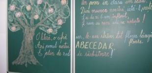 PRAFUL DE CRETĂ- PAMFLET