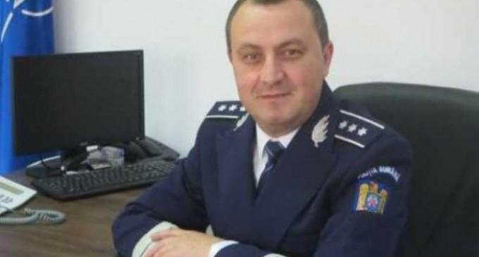 SCRISOARE DESCHISĂ CĂTRE DOMNUL COMISAR ŞEF DE POLIŢIE MARIAN IORGA, NOUL ŞEF AL IPJ PRAHOVA