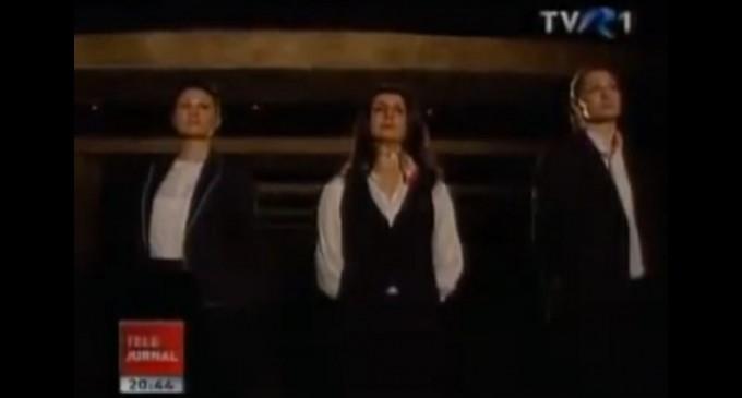 Bravo lor!/Luminița, Cristina și Alina – româncele curajoase din Brigada Antitero SRI