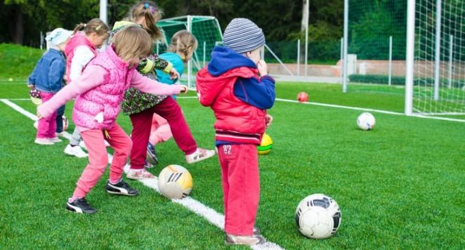 Beneficiile activitatilor fizice la copii