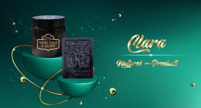 Fii un VIP folosind gama de produse Clara Natural Product