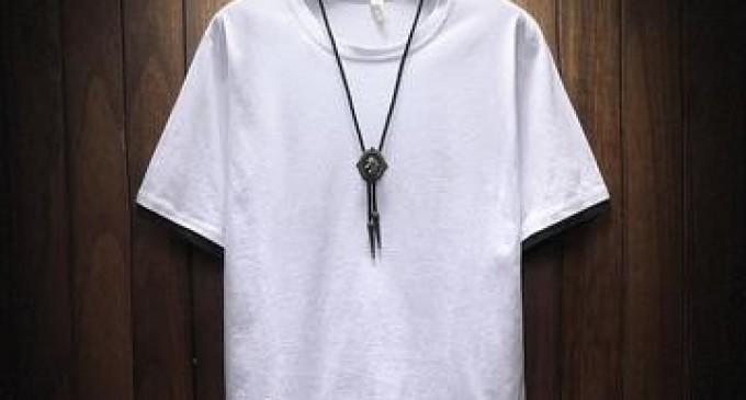 3 tricouri barbati pentru garderoba de vara