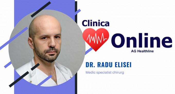 Recomandarea noastra: Dr. Radu Elisei – Medic specialist chirurg