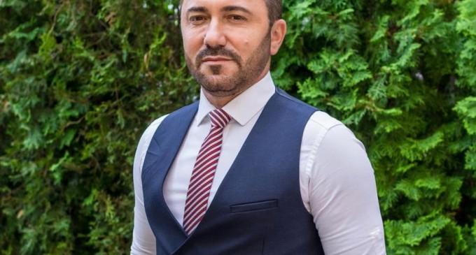 Cătălin Gherzan, Președintele Partidului Ecologist Român filiala Piteşti