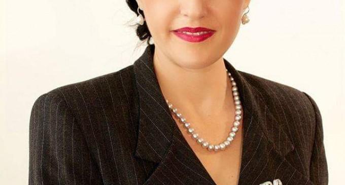 Irinel Tudorache este preşedinta Organizaţiei de Femei a Partidului Ecologist