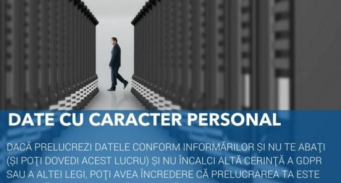 Este din ce in ce mai ciudat cum se actioneaza institutional in Romania!/ Exista legea GDPR si o jurisprudenta CJUE obligatoriu de respectat