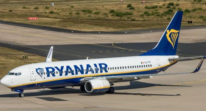 Ryanair relansează zborul București – Timișoara, din 4 septembrie – Companii