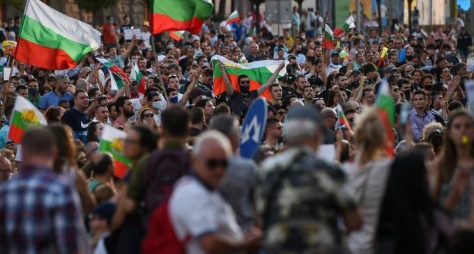 Bulgaria: A treia săptămână consecutivă de proteste împotriva guvernului – International