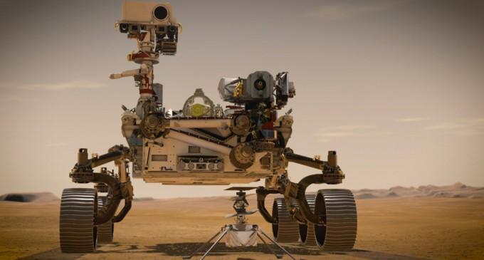 Racheta care transportă roverul Perseverance de la NASA pe Marte întâmpină dificultăți tehnice – Tehnologie