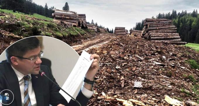 Partidul Ecologist solicită demisia ministrului Mediului, Apelor și Pădurilor