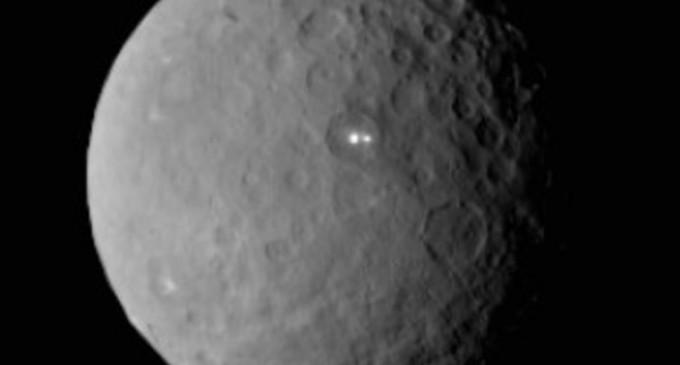 """Planeta pitică Ceres ar putea fi """"o lume oceanică"""", susţin noi studii – Spatiul"""