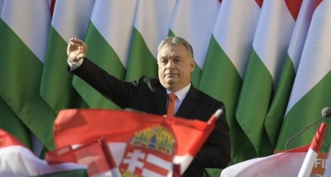 Der Spiegel: Inaugurarea noului monument naţional. Dorul lui Viktor Orbán de o nouă Ungarie Mare – International