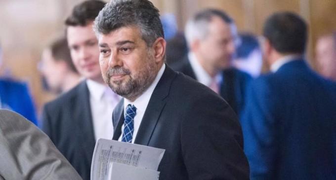 PSD depune luni moțiunea de cenzură. Câți parlamentari au semnat-o – Politic