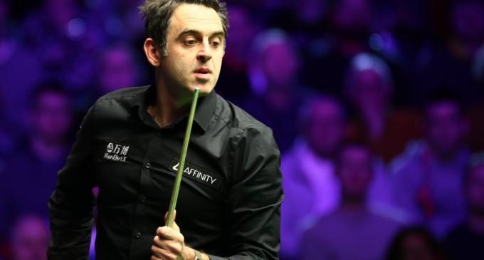CM Snooker: Ronnie O'Sullivan și Anthony McGill, în avantaj după prima zi a semifinalelor – Snooker