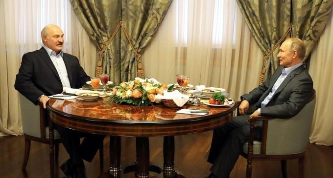 Moscova spune că presupușii mercenari reținuți în Belarus s-au întors în Rusia – International