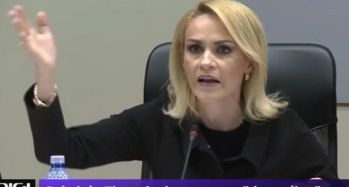 """Gabriela Firea reacționează după anunțul privind candidații comuni ai dreptei la Capitală: """"Bulversant! Teribil! Eclatant! Vezuvian!! Dacă nu ar fi de râs, ar fi chiar de plâns!"""" – Politic"""