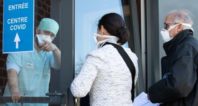 Coronavirus: Belgia pare să fi atins vârful celui de-al doilea val al pandemiei – Coronavirus