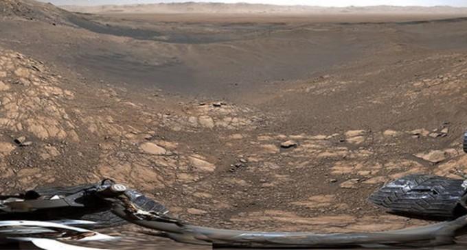 Oraşe întregi ar putea fi construite pe Lună sau Marte, la adăpostul tuburilor de lavă – Spatiul