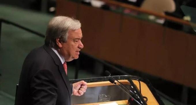 """Secretarul ONU, despre închiderea școlilor în toată lumea: """"Ne confruntăm cu o catastrofă generațională, se irosește potențial uman incalculabil"""" – Educatie"""