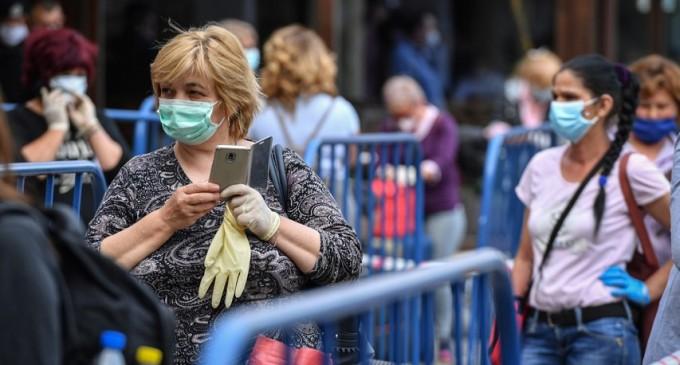 Coronavirus în România: Au fost raportate 961 cazuri noi / Toate decesele din ultimele 24 de ore au fost la pacienți care aveau și alte boli – Coronavirus