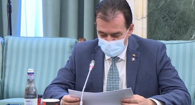 Orban: Nici Marcel Ciolacu nu a purtat mască la Parlament, nici Victor Ponta, nici liderul Grupului PSD – Politic