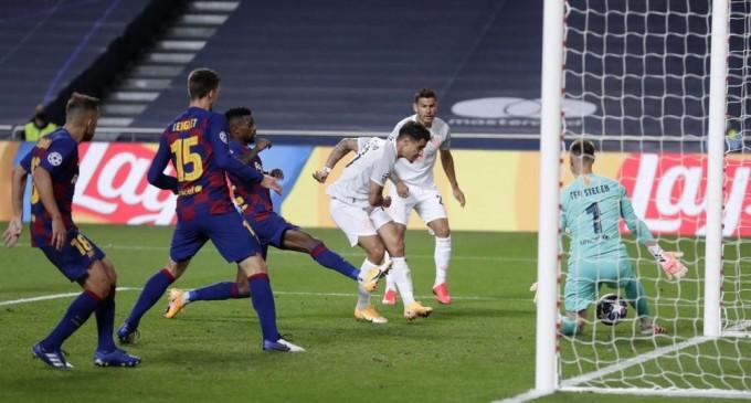 DigiSport: Încă o umilință pentru Barcelona! Catalanii vor băga adânc mâna în buzunar dacă Bayern va cuceri trofeul Champions League – Fotbal