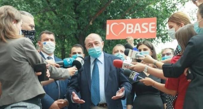 """Scorul pe care Băsescu susține că-l va obține la Primărie. """"Vom vedea dacă asta va fi suficient"""" – Politic"""