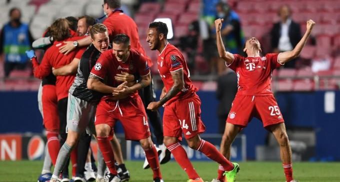 Bayern Munchen, noua regină a Europei (1-0 vs PSG) – Fotbal