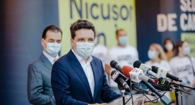 """Nicușor Dan și-a lansat sediul de campanie: """"Putem să facem din București orașul de care bucureștenii să fie mândri"""" – Politic"""
