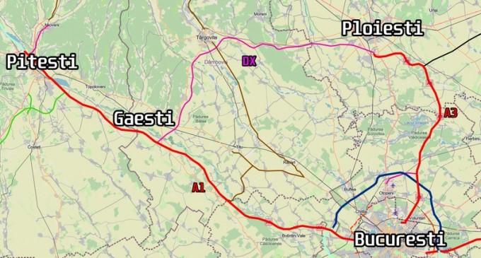 Drum Expres de 76 de km de la Găești (A1) la Ploiești (A3): A fost semnat contractul pentru studiul de fezabilitate și proiectul tehnic – Infrastructura_Articole