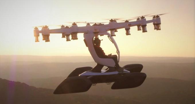 VIDEO Mașina zburătoare pe care au pus ochii liderii Forțelor Aeriene ale SUA – Tehnologie