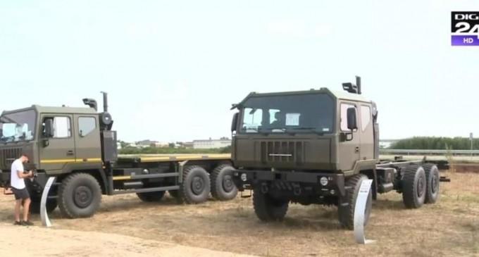 Digi24: Fabrica de camioane de 50 de milioane de euro care se construiește în România