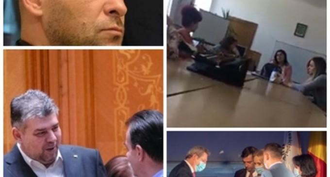 Subiectele zilei: Câte voturi a strâns PSD pentru moţiunea de cenzură. Guvernul Orban atârnă de un fir de aţă; Membru al clanului Pian, numit în conducerea uneia dintre cele mai respectate instituții de stat din România – Subiectele zilei