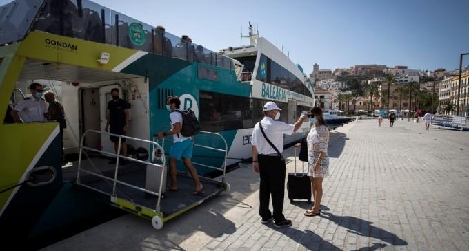 Coronavirus Grecia: Măștile vor fi obligatorii pe punțile navelor care vizitează insulele elene – Coronavirus