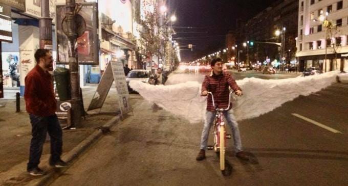 Bicicleta. cardioBusiness&Show. Din episodul al 2-lea – Perspektiva
