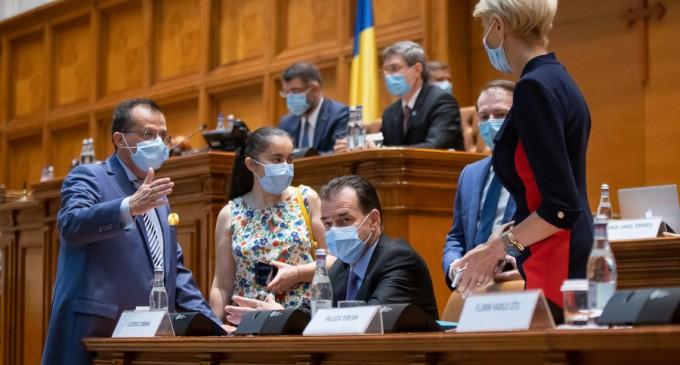 PSD renunță la moțiunea de cenzură: Nu găsesc oportun să fie dezbătută în altă sesiune – Politic
