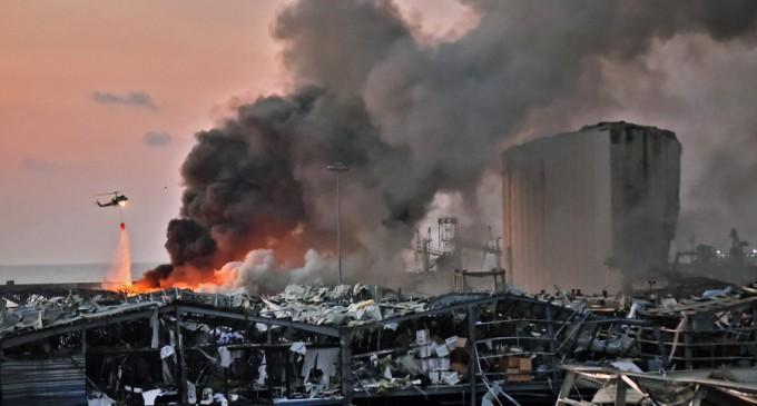 LE VIF: Care vor fi consecințele politice ale exploziei din Liban? – International