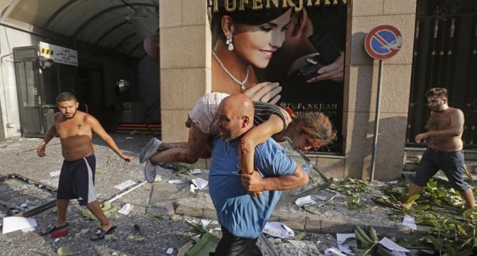 Folha online: Explozia de la Beirut are loc în cel mai rău moment din istoria recentă a țării – International