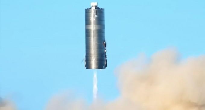 VIDEO Nou succes SpaceX: Compania aerospațială a lansat prototipul revoluționar Starship – Spatiul