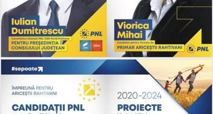 Model de administratie liberala/INCENDIU LA GROAPA DE GUNOI DIN ARICESTII RAHTIVANI, la firma unde candidatul PNL la Primaria ARICESTII RAHTIVANI – Mihai Viorica – este agent IMOBILIAR