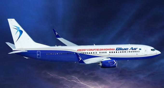 Operatorul român Blue Air desfasoara un program pentru promovarea atracțiilor turistice din țară – Finante & Banci