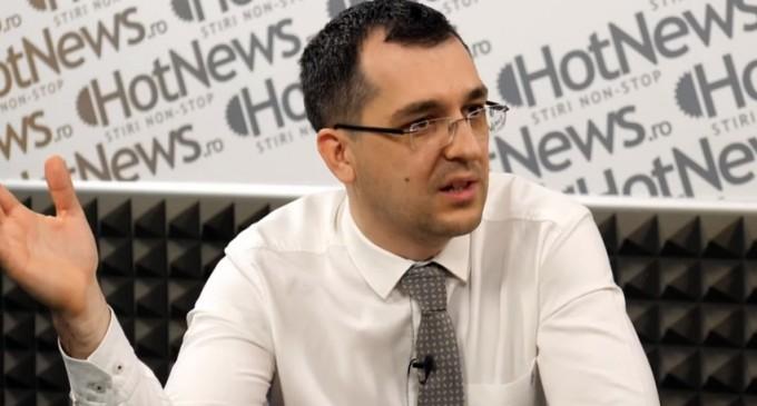 Vlad Voiculescu: Ministrul Bode minte. Niciodată șoferul SPP nu accelerează peste viteza legală fără acceptul demnitarului – Politic