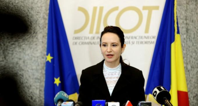 ULTIMA ORĂ Giorgiana Hosu a demisionat de la șefia DIICOT, după ce soțul său a fost condamnat pentru corupție – Esential