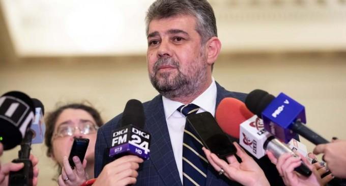 Ciolacu îl amenință pe Orban cu plângeri penale – Politic