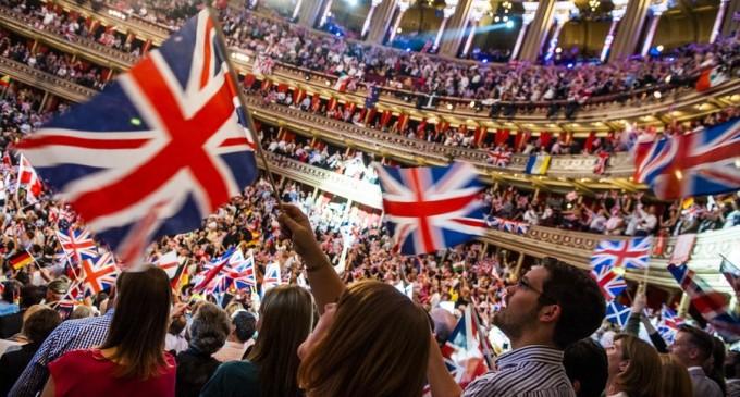 """""""Rule Britannia!"""" BBC s-a răzgândit asupra deciziei de a omite versurile a două populare melodii patriotice – International"""