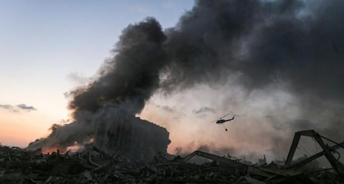 Washingtonul acuză Hezbollah că depozitează azotat de amoniu în Europa – International